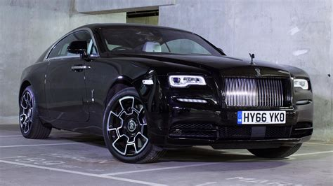 roll royce royles rolls royce wraith black badge more everything video