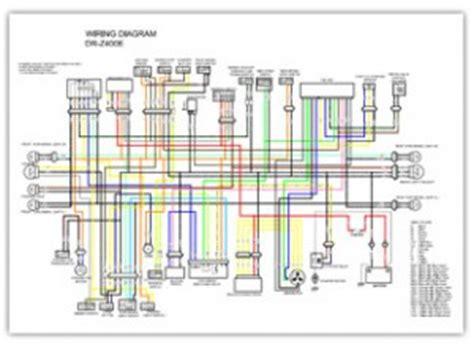 suzuki dr  color wiring diagrams