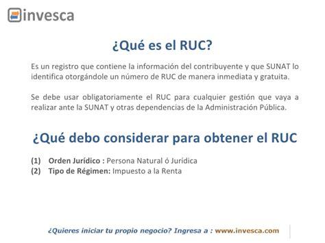 inscripcion ruc para ong sunat inscripcion en el registro unico de contribuyentes