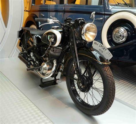 Dkw Motorrad Modelle by Dkw Sport 250 Bj 1938 9 Ps 247 Ccm Fotografiert Im