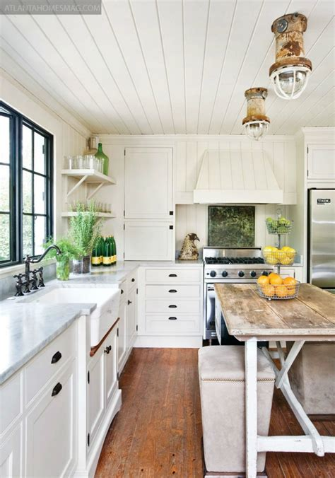Coastal Cottage Kitchen Design Inspirations On The Horizon Coastal Kitchens