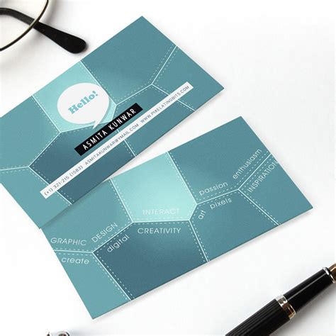 make personal business cards my personal business card