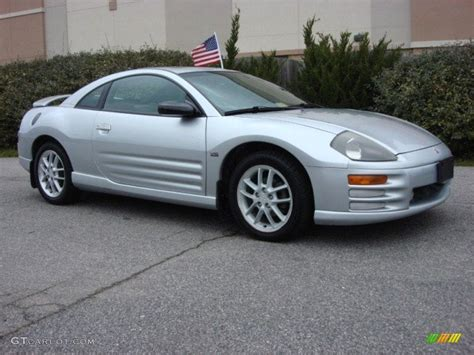 mitsubishi coupe 2000 sterling silver metallic 2000 mitsubishi eclipse gt coupe