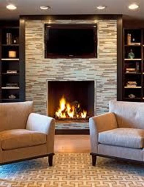 Fireplace With No Mantle by 1000 Images About Fireplace On Tv