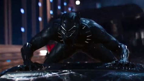 black panther trailer hail to the king the black panther teaser is here
