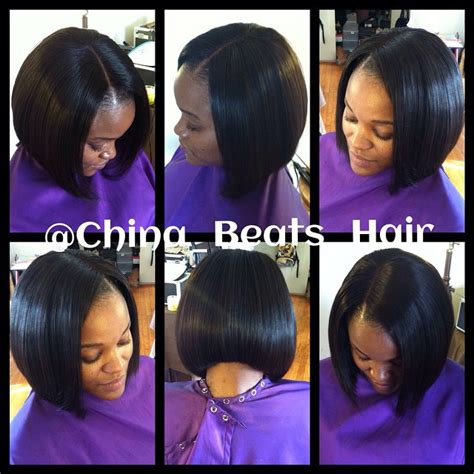 bob hair extensions with closures lace closure bob by chine beats hair lace closure sew in