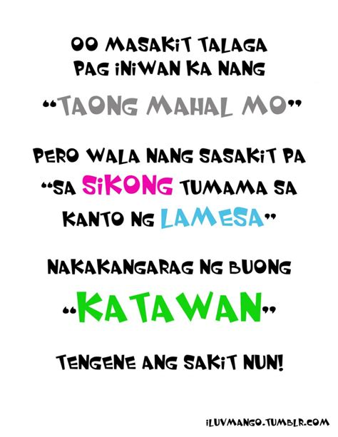 pinoy bitter quotes and tagalog bitter love quotes boy banat bitter quotes about love quotesgram