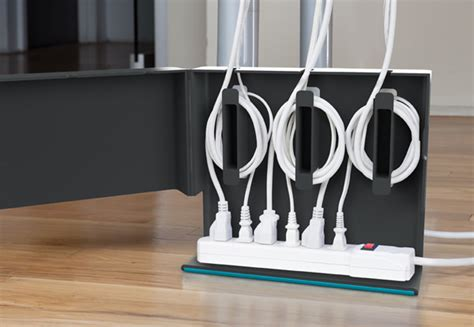 organize cords on taming gadget cables 30 holders organizers you can buy