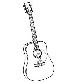 coloring pages musical instruments free gallery