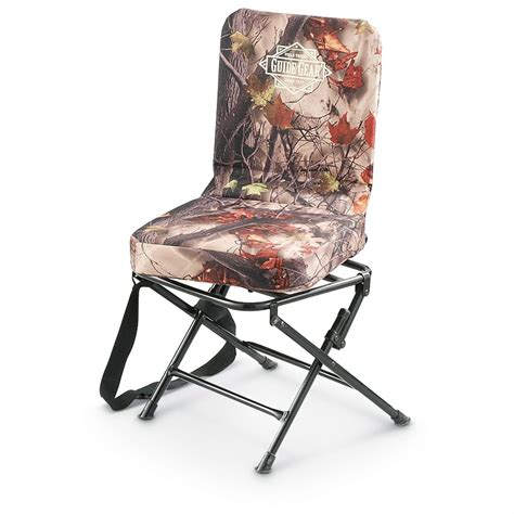 duck swivel seat seats and stools primos bull qs3 magnum