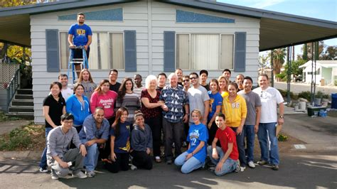 Uc Riverside Mba Class Profile by Ucr Today Soba Habitat For Humanity