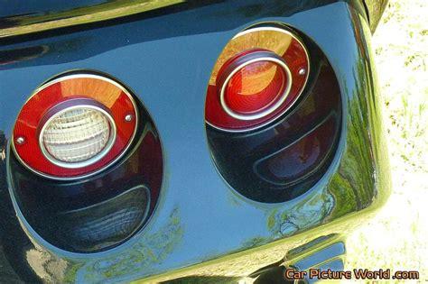 1979 corvette lights 1979 l 82 corvette lights picture
