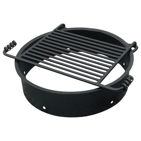 pit ring with grill inspiring pit ring ship design pit ring with grill pit ideas
