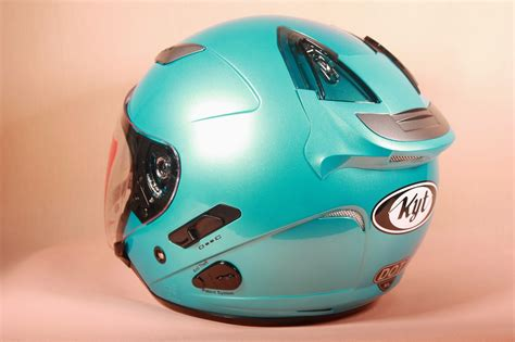Helm Ink Galaxy Slide Kyt Galaxy Slide Blue Helm Inside