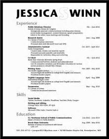 high school graduate resume template document part 4