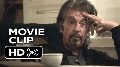Film Terbaik Al Pacino | the humbling movie clip i miss you 2014 al pacino