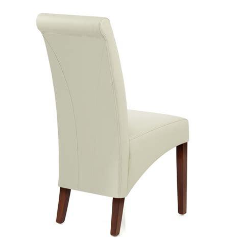 sedie in noce sedia carlo noce in ecopelle e legno