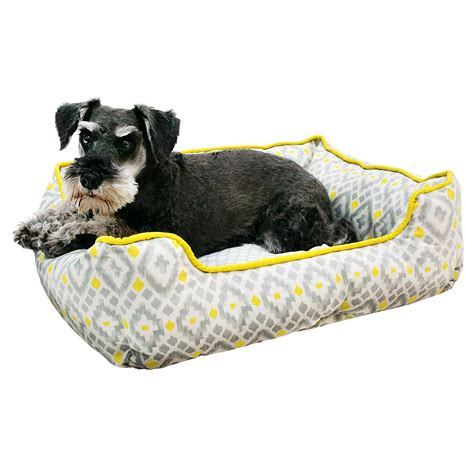 cuddler dog bed cynthia rowley aztec cuddler dog bed 24x19 save 61