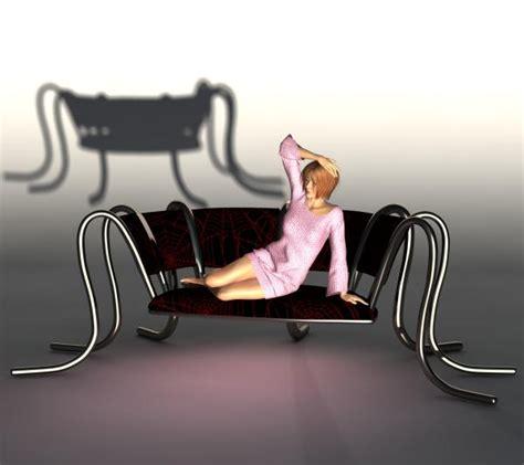 couch spider spider couch poser sharecg