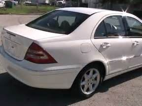 Mercedes C240 For Sale For Sale 2004 Mercedes C240 Sedan