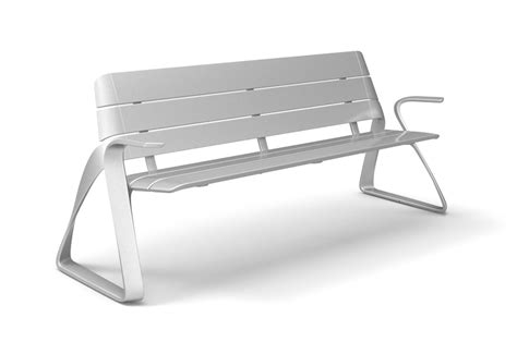 Landscape Forms Rest Bench Price Metro40 Rest Bench