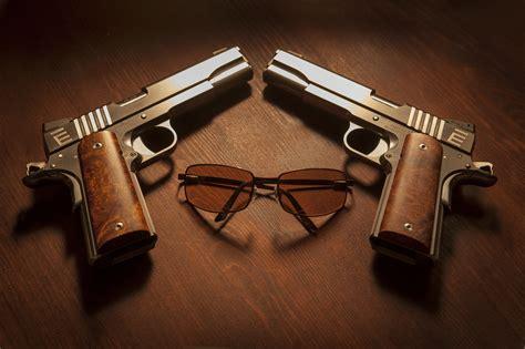 Gun Pistol Set cabot guns mirror image pistol set cabot guns