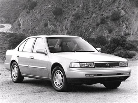 1992 nissan maxima pricing ratings reviews kelley blue book