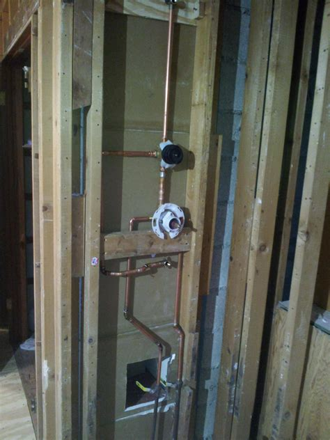 Plumbing Diverter by Plumbing How Can I Mount K 728 Diverter Valve Without