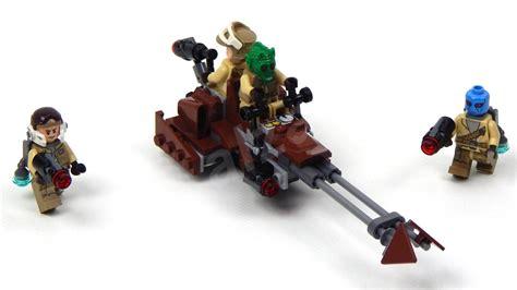 Lego Wars 75133 lego wars 75133 bitevn 237 bal 237 芻ek povstalc蟇