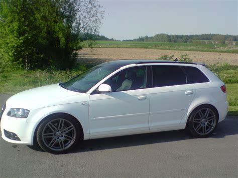 Audi A3 2 0 by Audi A3 2 0 Tdi Sportback Ambition Photos And Comments Www