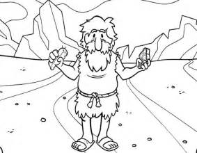 coloring pages for the baptist the stylish the baptist coloring page with regard to