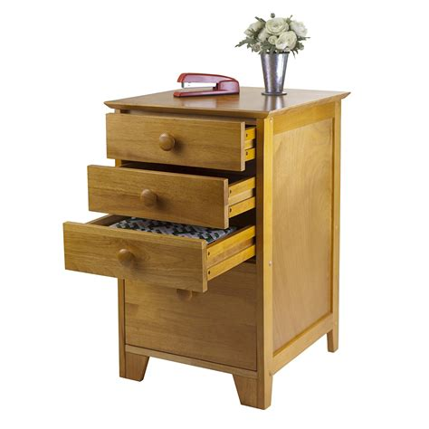 Solid Oak Filing Cabinet 4 Drawer Lateral Filing Cabinet Solid Wood File Cabinet 4 Drawer