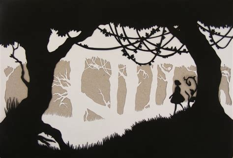 How To Make Layered Papercuts - layered papercut by blackbrumby on deviantart