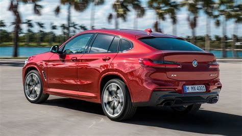 New Bmw X4 2018 by Bmw X4 2018 Ahead Of Geneva Car News Carsguide
