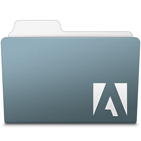 design icon folder adobe device central folder icon smooth leopard iconset