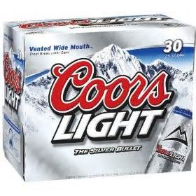 30 Pack Coors Light by A Definitive Ranking Of Bag Of Cans Beers From Worst To