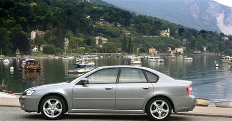 how cars run 2003 subaru legacy parking system subaru legacy sedan 2003 2006 reviews technical data prices
