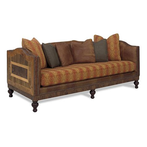 Upholstery Sf by San Francisco Sofa Spice Green Gables