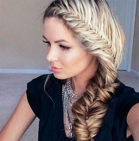 braids that arent heavy 1000 ideas about fishtail waterfall braids on pinterest