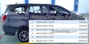 Daihatsu Ayla Spesifikasi Harga Daihatsu Ayla Holidays Oo