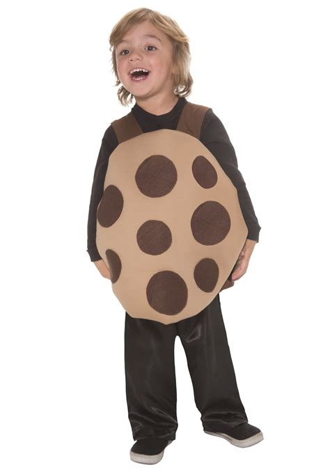 cookie costume toddler chocolate chip cookie costume
