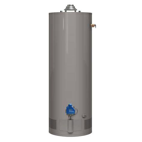 Water Heater Gas Terbaik sure comfort 40 gal 3 year 34 000 btu gas water heater scg40t03st34u1 the home depot