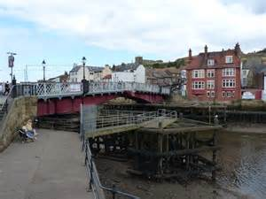 whitby swing bridge whitby swing bridge 169 richard law geograph britain and