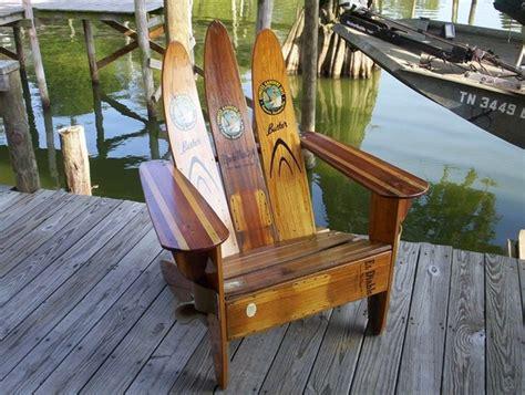 water ski adirondack chair favethingcom