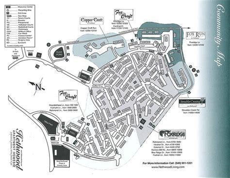 blacksburg va map community map hetwood apartments in blacksburg va