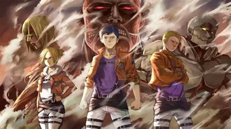 L Animeyt by Shingeki No Kyojin Xl Tt Nightcore