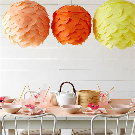 Diy Tissue Paper Crafts - 6 easy diy paper decorations handmade
