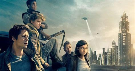 film maze runner 3 death cure review the maze runner finale we needed movieweb
