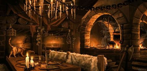 gothic interior by paisguy on deviantart fantasy tavern interior by whatyoumaydo on deviantart