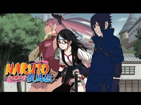 Naruto Gaiden Film | naruto gaiden part 3 2015 new series sasuke x sarada